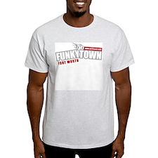 Funkytown Grey T-Shirt