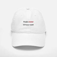 World's Hottest Software Trainer Baseball Baseball Cap