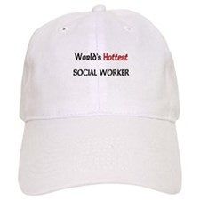World's Hottest Social Worker Baseball Cap