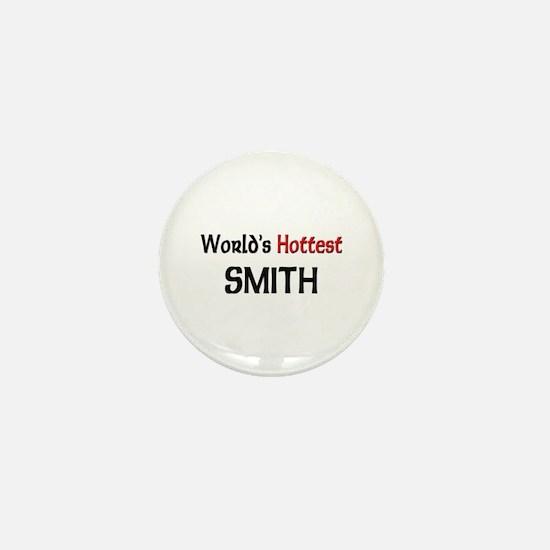 World's Hottest Smith Mini Button
