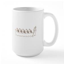Harp Water Music Mug