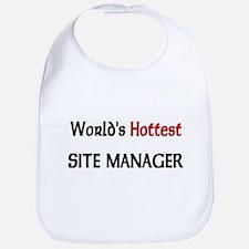 World's Hottest Site Manager Bib