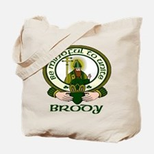 Brody Clan Motto Tote Bag