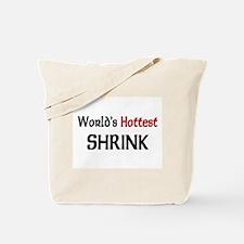 World's Hottest Shrink Tote Bag