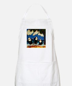 NUNS CATCH A WAVE BBQ Apron