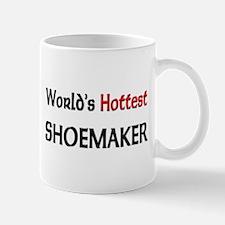World's Hottest Shoemaker Mug