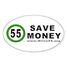 Save Money (Oval)