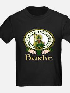 Burke Clan Motto T