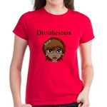 Divalicious Women's Dark T-Shirt