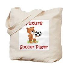 Future Soccer Player Tote Bag