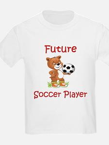 Future Soccer Player T-Shirt