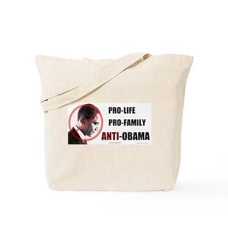 Pro-Life Pro-Family - Tote Bag