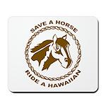 Hawaiian Mousepad