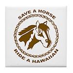 Hawaiian Tile Coaster