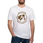 Hawaiian Fitted T-Shirt