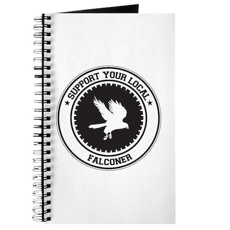 Support Falconer Journal
