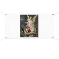Victorian Angel Banner