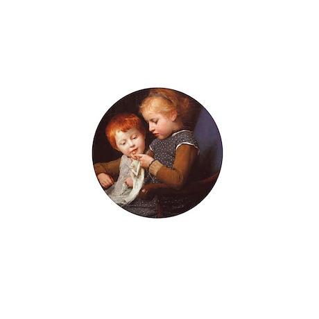 Little Knitters Mini Button (100 pack)
