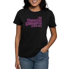 TCCC Women's Colored T-Shirt