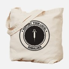 Support Embalmer Tote Bag