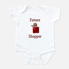 Future Shopper Infant Bodysuit