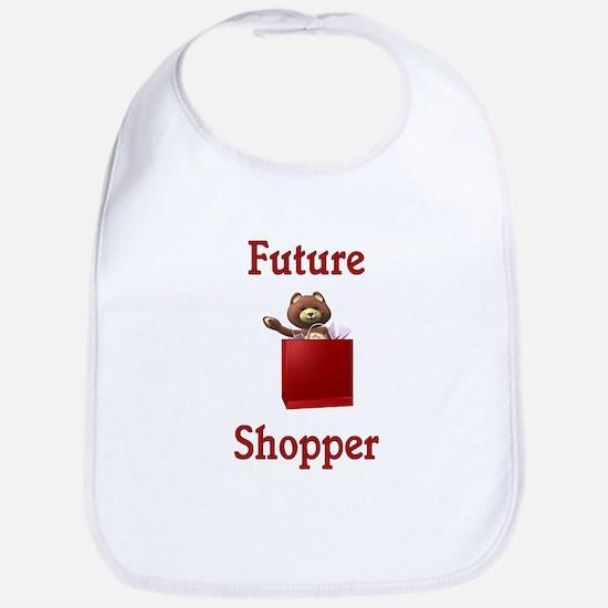 Future Shopper Bib