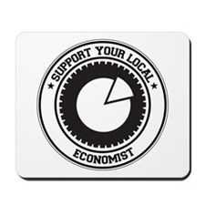 Support Economist Mousepad