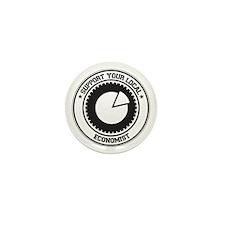 Support Economist Mini Button (10 pack)