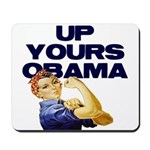 Anti-Obama Mousepad
