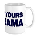 Anti-Obama Large Mug