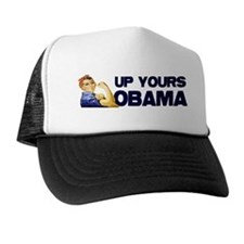 Anti-Obama Trucker Hat