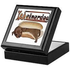 WEINER DOG Keepsake Box