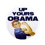 "Anti-Obama 3.5"" Button (100 pack)"