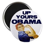 "Anti-Obama 2.25"" Magnet (10 pack)"