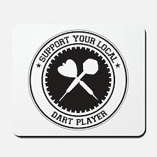 Support Dart Player Mousepad