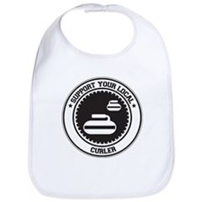 Support Curler Bib