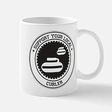 Support Curler Mug
