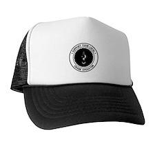 Support Crane Operator Trucker Hat
