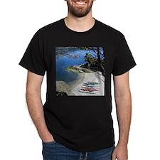 Kayaks on the Lake T-Shirt