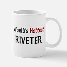 World's Hottest Riveter Mug