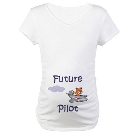 Future Pilot Maternity T-Shirt