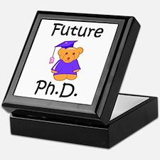 Future Ph.D Keepsake Box