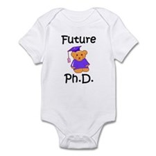 Future Ph.D Infant Bodysuit