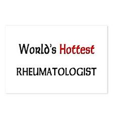 World's Hottest Rheumatologist Postcards (Package