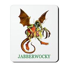 JABBERWOCKY Mousepad