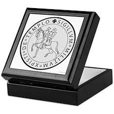 Templar Seal Keepsake Box