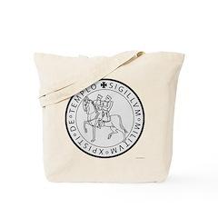 Templar Seal Tote Bag