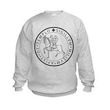 Templar Seal Kids Sweatshirt