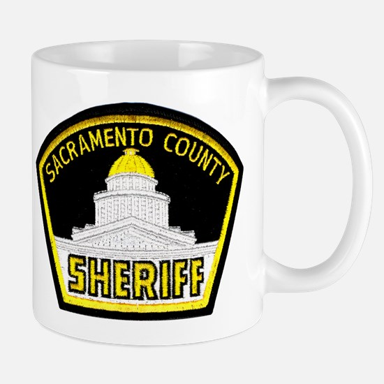 Sacto Sheriff Mug