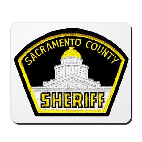 Sacto Sheriff Mousepad